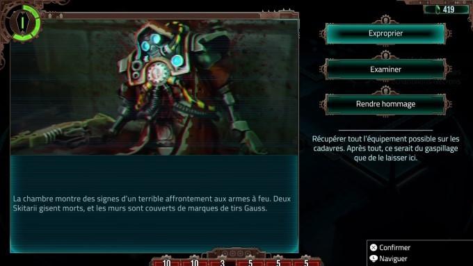 image gameplay warhammer 40000 mechanicus