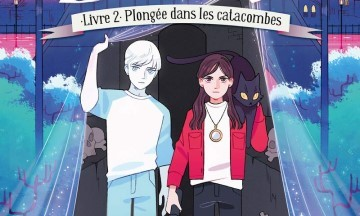 gros plan couverture cassidy blake tome 2 éditions lumen