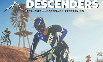 image jeu descenders