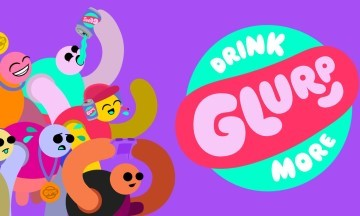 image jeu drink more glurp