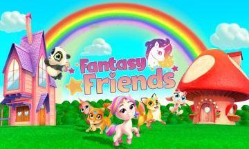 image jeu fantasy friends