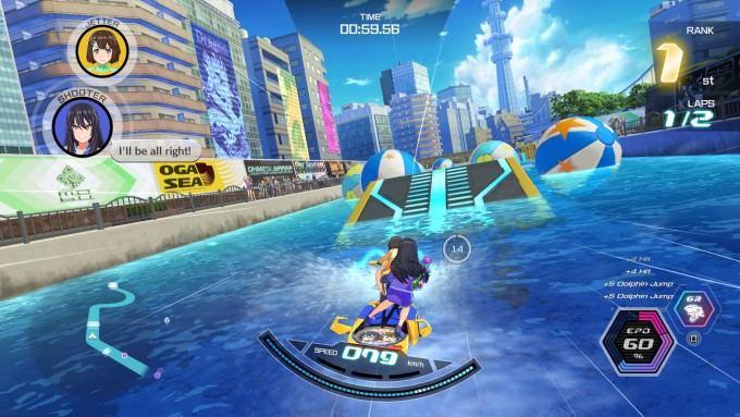 image gameplay kandagawa jet girls