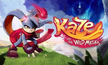 image jeu kaze and the wild masks