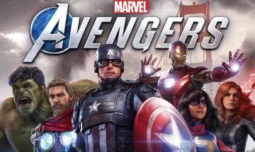 image jeu marvel's avengers