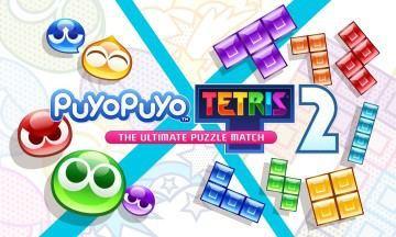 image jeu puyo puyo tetris 2