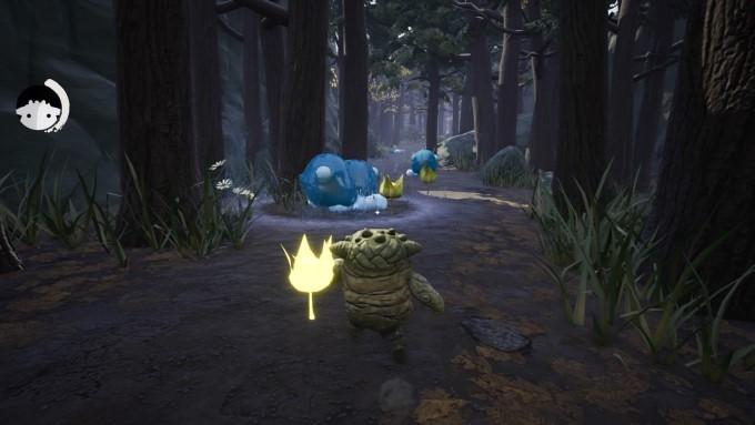 image gameplay skully