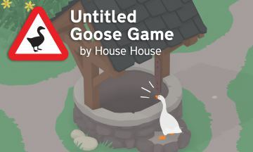 image jeu untitled goose game