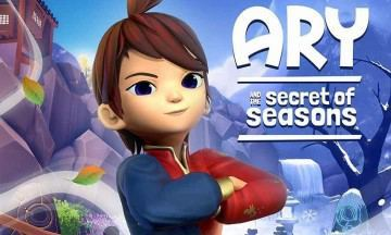 image jeu ary and the secret of seasons