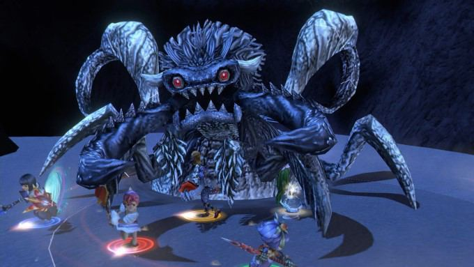 image boss final fantasy crystal chronicles remastered edition