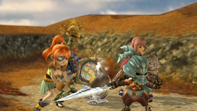 image square enix final fantasy crystal chronicles