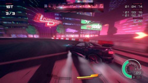image gameplay inertial drift