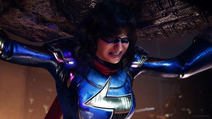 image miss marvel avengers
