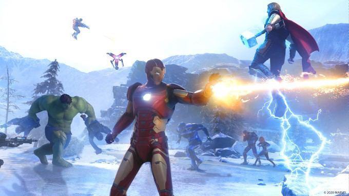 image test marvels avengers