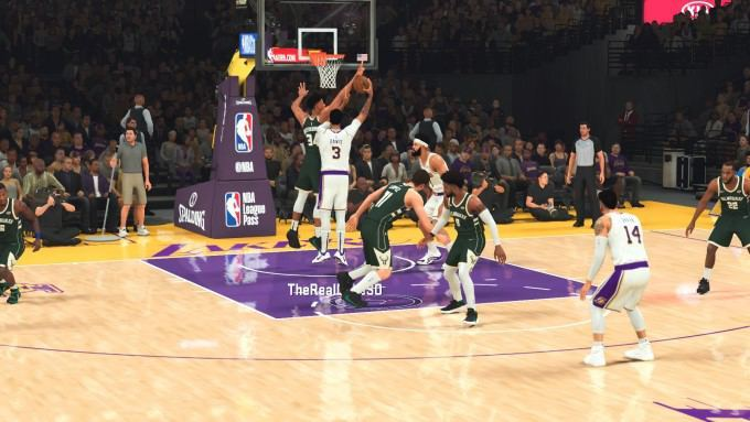 image test nba 2k21