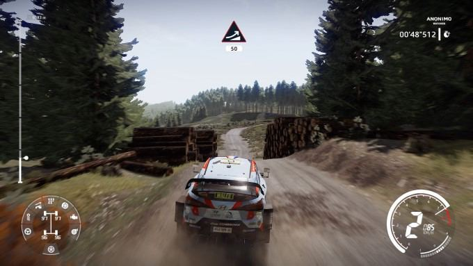 image gameplay wrc 9