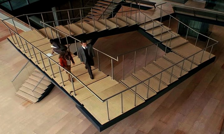 L'escalier sans fin du film Inception de Christopher Nolan