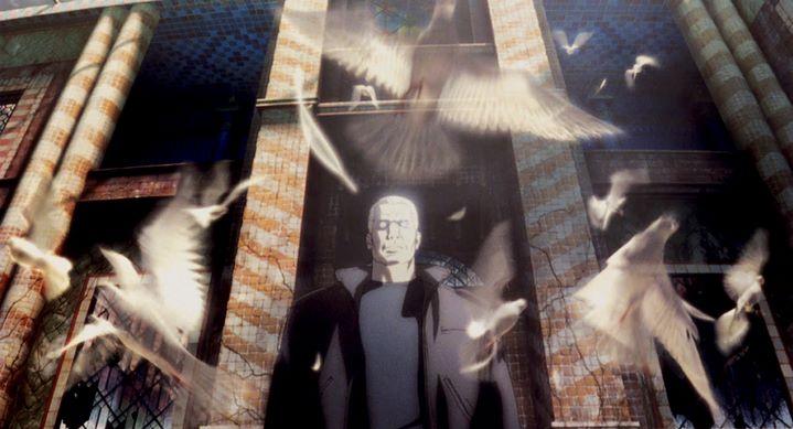 Ghost in the Shell 2, Innocence de Mamoru Oshii.