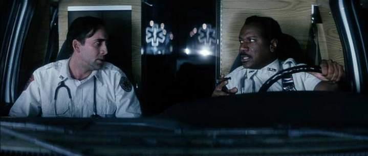 """Nicolas Cage dans """"A Tombeau ouvert"""" de Martin Scorsese (1998)"""