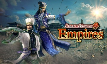 image jeu dynasty warriors 9 empires