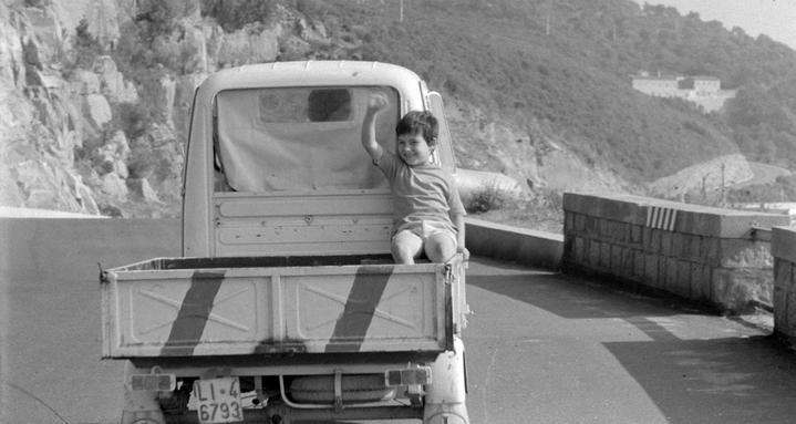L'adieu d'un enfant, à la fin du Fanfaron (Il Sorpasso) de Dino Risi.