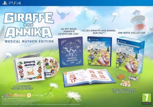 image collector giraffe and annika