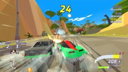 image test hotshot racing
