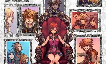 image jeu kingdom hearts melody of memory
