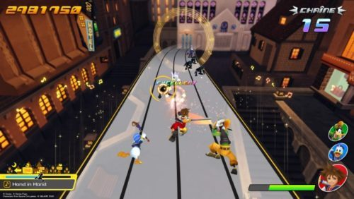 image preview kingdom hearts melody of memory