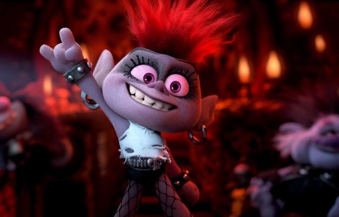 bab la reine des rocktrolls dans les trolls 2