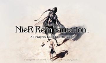 image jeu nier reincarnation