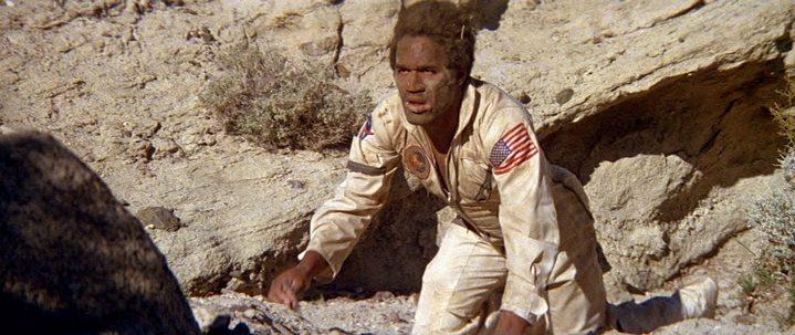 Image du film Capricorn One de Peter Hyams (1978).