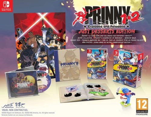 image collector prinny