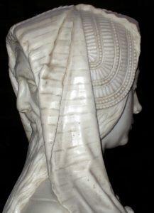 La Prudence, représentation du gisant de François II de Bretagne (cathédrale de Nantes, 1502-1507).