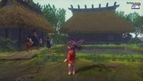 image gameplay sakuna