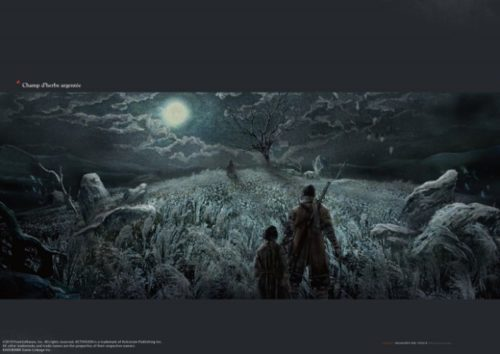 image extrait sekiro artworks