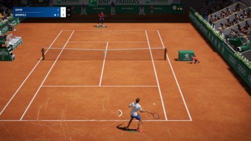 image gameplay tennis world tour 2