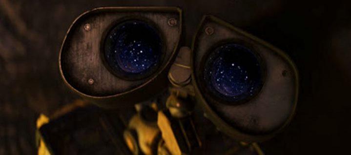 """Image du film """"Wall-E"""" d'Andrew Stanton (2008)."""