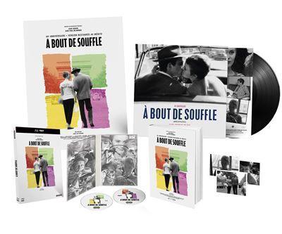 image blu ray 4k edition a bout de souffle