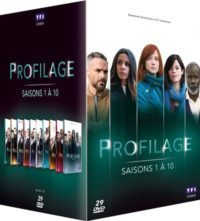 saisons 1 à 10 profilage coffret