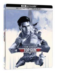 image blu ray 4k edition steelbook top gun