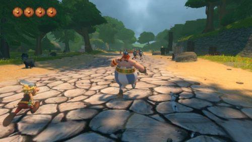 image gameplay astérix et obélix xxl romastered