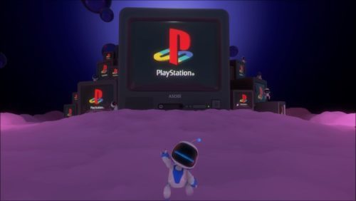 image gameplay astro's playroom