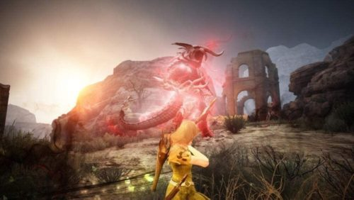 image gameplay black desert