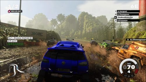 image gameplay dirt 5