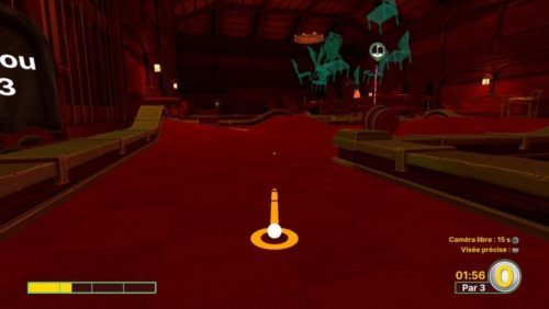 image gameplay golf with your friends