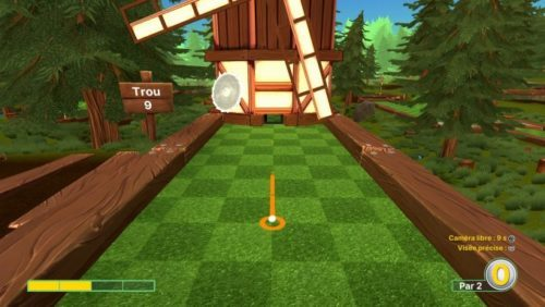 image test golf with your friends