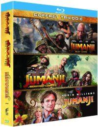 image coffret trilogie jumanji