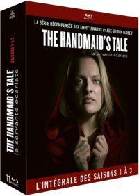 image coffret saison 1 à 3 The Handmaid's Tale La Servante écarlate