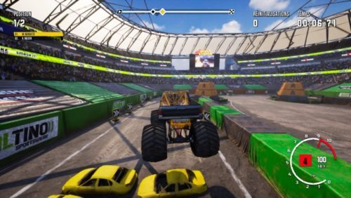 image test monster truck championship