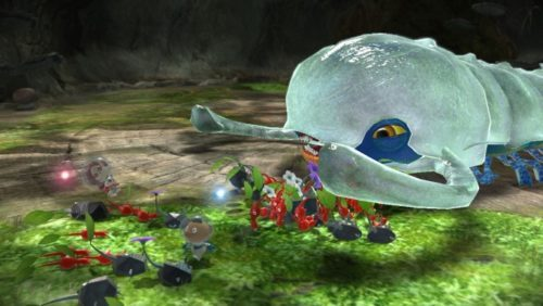 image jeu pikmin 3 deluxe